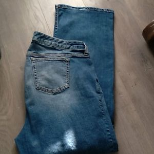 Torrid relaxed boot jeans-size 20